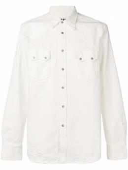Diesel куртка-рубашка оверсайз 00SQXS0GASO