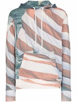 424 худи с принтом американского флага 424CSS190027