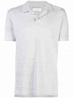 Orlebar Brown рубашка-поло с воротником 269292