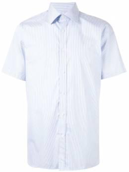 Gieves & Hawkes рубашка в полоску G3944EM16031