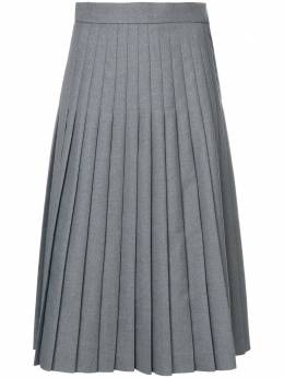Thom Browne плиссированная юбка FGC513A02055