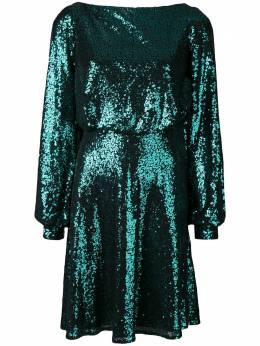 Tadashi Shoji платье с пайетками BKB19458M