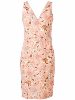 Stella McCartney платье мини с цветочным принтом 572030SMA69