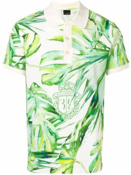 Billionaire рубашка-поло с принтом I19CMTK3136BTE014N