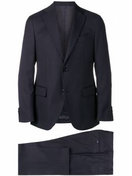 Dell'oglio классический костюм узкого кроя EG38432SE52303