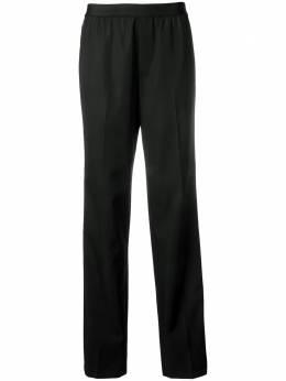 Helmut Lang брюки с контрастными полосками J01HW206