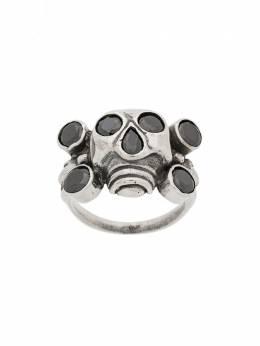 Ktz декорированное кольцо в форме черпа KTZSKRNG04