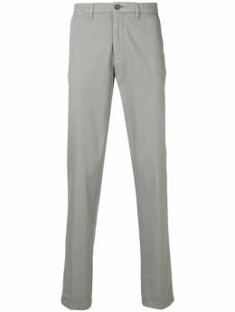 Corneliani брюки чинос прямого кроя 834ET59120166