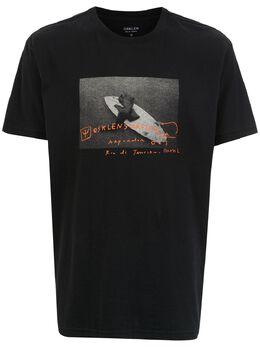 Osklen printed t-shirt 55994