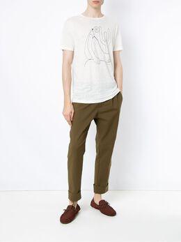 Osklen - 'Abaporu' print T-shirt 50903833880000000000