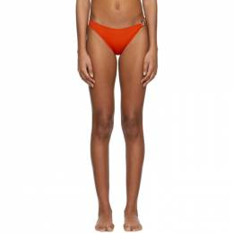 Rudi Gernreich Orangle Buckle Bikini Bottom RG141SW06