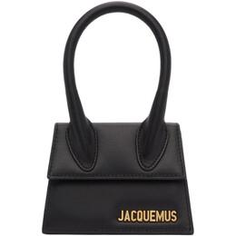 Jacquemus Black Le Chiquito Clutch 203BA01-203 300990
