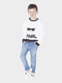 Джинсы детские модель HR185 Karl Lagerfeld