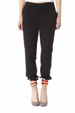 pants Frankie Morello FWOP7162PA_BLACK