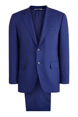 Синий костюм Canali 1793126678