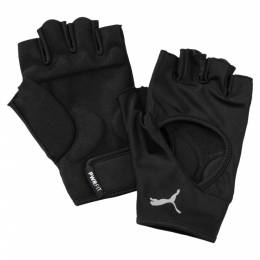 Puma - Перчатки TR Ess Gloves – Puma Black-Gray Violet – L 4059506131035
