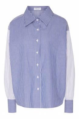 Комбинированная рубашка D.O.T.127 2550131691
