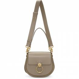 Chloe Grey Large Tess Bag CHC18WS152A37