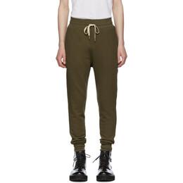 John Elliott Brown Ebisu Lounge Pants 15923 C114B00207A