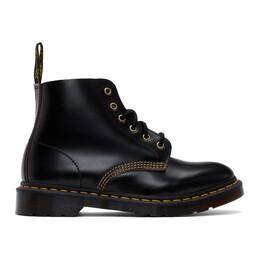 Dr. Martens Black 101 Archive Boots R22701001