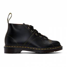 Dr. Martens Black Church Vintage Boots R16054001