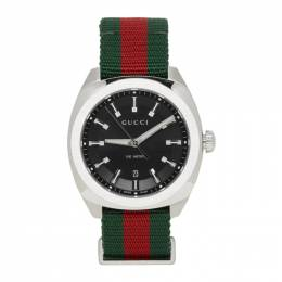 Gucci Silver GG2570 Watch YA142305
