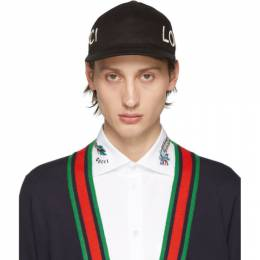 Gucci Black Loved Cap 478948 3HD05