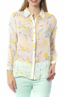 blouse Trussardi 56C00076_1T000948_Y220_LEMON