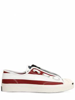 The Soloist Jack Purcell Zip Sneakers Converse 69IXAO003-Njg40