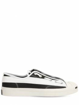 The Soloist Jack Purcell Zip Sneakers Converse 69IXAO002-MDAx0