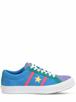 One Star Academy Ox Suede Sneakers Converse 69IWY5004-VE9UQUxMWSBCTFVF0