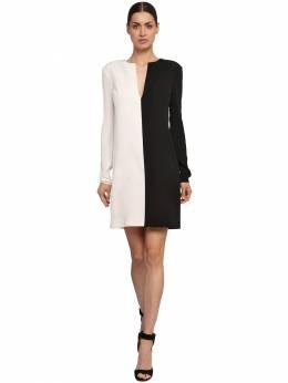 Платье Из Шёлкового Атласа Givenchy 69IA7M011-MDA00