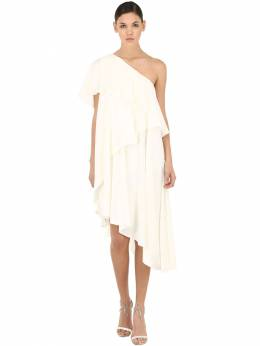 Платье С Оборками Lanvin 69IA42001-MDM1