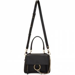 Chloe Black Mini Faye Day Bag CHC18AS140HGJ