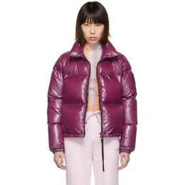 Moncler Purple Down Rimac Jacket E20934591500C0067