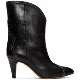 Isabel Marant Black Dythey Boots BO0164-19A047S