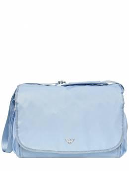 Nylon Changing Bag, Pad & Bottle Holder Emporio Armani 70I8Z3009-MDAzMzI1