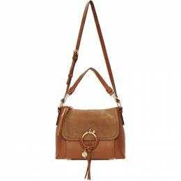See By Chloe Brown Small Joan Bag CHS17US910330