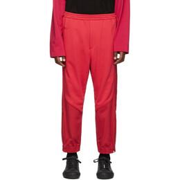 Juun.J Red Plain Lounge Pants JC9921P816