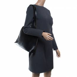 Furla Black Leather Shoulder Bag 141173