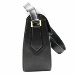Louis Vuitton Black Epi Leather Byushi Bag 281131