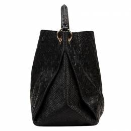 Louis Vuitton Noir Python Limited Edition Artsy MM Bag 116493