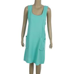 Miu Miu Mint Green Dress M 12495