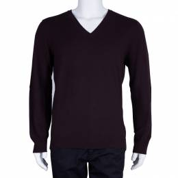 Bottega Veneta Men's Brown Sweater L 45471