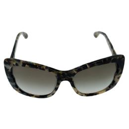 Miu Miu Grey SMU03O Cat Eye Sunglasses 56275