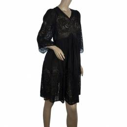 Stella McCartney Empire Lace Dress S 20617