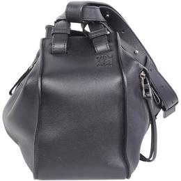 Loewe Black Hammock Crossbody Bag