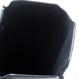 Prada Navvy Blue Saffiano Lux Leather iPad Case 186824