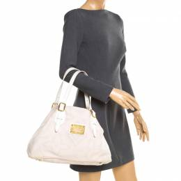 Louis Vuitton Beige Tahitienne Cabas Limited Edition PM Bag 197182