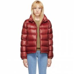 Moncler Red Down Copenhagen Jacket E20934536900C0183